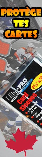 Acheter des sacs en plastique pour les cartes sportives