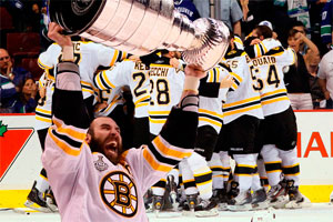 2010-11 Bruins stanley cup champion