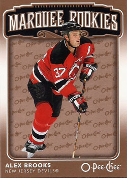 ALEX BROOKS 2006-07 ** ROOKIE **