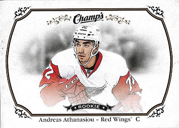 ANDREAS ATHANASIOU 2015-16 ** ROOKIE **