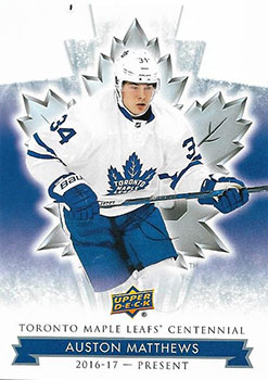 Auston Matthews Hockey Cards Value And Stats