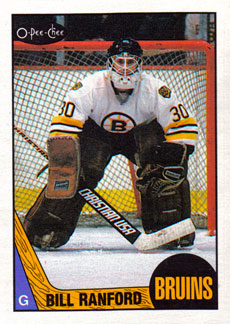BILL RANFORD 1987-88 ** ROOKIE **