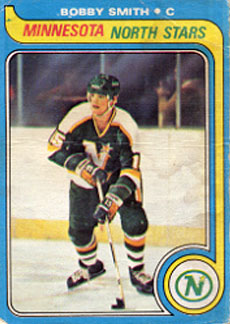 BOBBY SMITH 1979-80 ** ROOKIE **