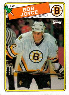 BOB JOYCE 1988-89 ** ROOKIE **