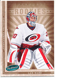 CAM WARD 2005-06 ** ROOKIE **