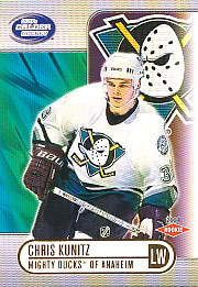 CHRIS KUNITZ 2003-04 ** ROOKIE **