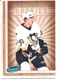 COLBY ARMSTRONG 2005-06 ** ROOKIE **