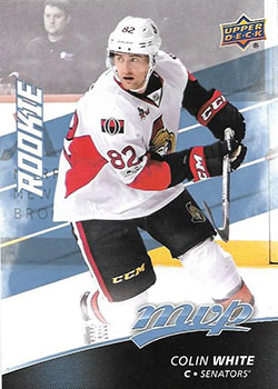 COLIN WHITE 2017-18 ** ROOKIE **