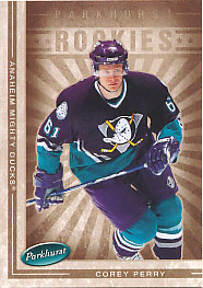 COREY PERRY 2005-06 ** ROOKIE **