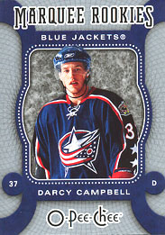 DARCY CAMPBELL