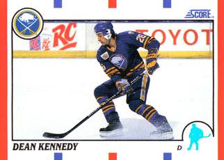 DEAN KENNEDY 1990-91 ** ROOKIE **