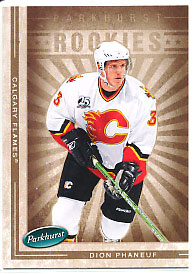 DION PHANEUF 2005-06 ** ROOKIE **