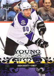 DREW DOUGHTY 2008-09 ** ROOKIE **