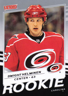 DWIGHT HELMINEN 2008-09 ** ROOKIE **