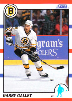 GARRY GALLEY 1990-91 ** ROOKIE **