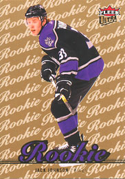 JACK JOHNSON 2007-08 ** ROOKIE **