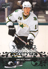JAMES NEAL 2008-09 ** ROOKIE **