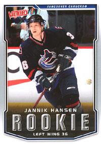 JANNIK HANSEN 2007-08 ** ROOKIE **