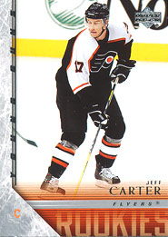JEFF CARTER 2005-06 ** ROOKIE **