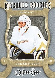 JONAS HILLER 2007-08 ** ROOKIE **