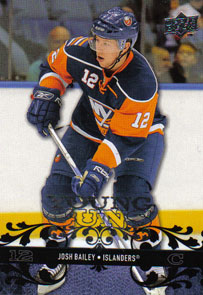 JOSH BAILEY 2008-09 ** ROOKIE **