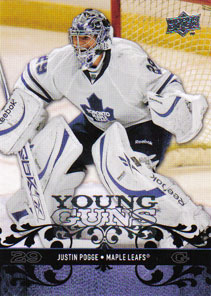 JUSTIN POGGE 2008-09 ** ROOKIE **