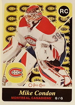 MIKE CONDON 2015-16 ** ROOKIE **
