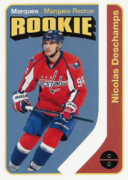 NICOLAS DESCHAMPS 2014-15 ** ROOKIE **