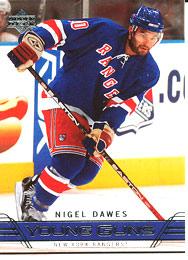 NIGEL DAWES 2006-07 ** ROOKIE **