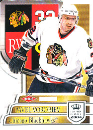 PAVEL VOROBIEV 2003-04 ** ROOKIE **