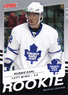 ROBBIE EARL 2008-09 ** ROOKIE **