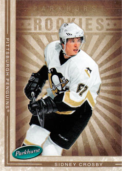 SIDNEY CROSBY 2005-06 ** ROOKIE **