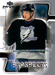THOMAS ZIEGLER 2001-02 ** ROOKIE **