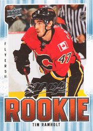 TIM RAMHOLT 2008-09 ** ROOKIE **