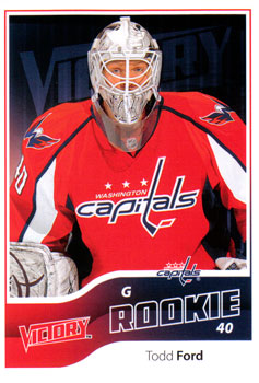TODD FORD 2011-12 ** ROOKIE **