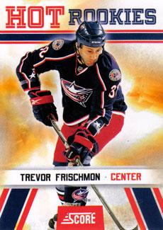 TREVOR FRISCHMON 2010-11 ** ROOKIE **