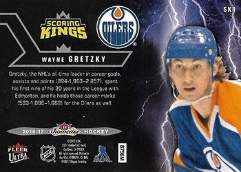new product 4ec26 9fc3a WAYNE GRETZKY hockey cards value and stats