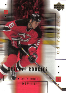WILLIE MITCHELL 2000-01 ** ROOKIE **